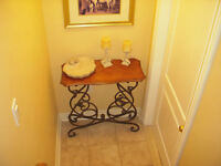 Beautiful Furnished 1 Bedroom Basement Apt In South Barrie