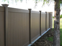 Fence supply and installation - 403 915 5903 Call for quote