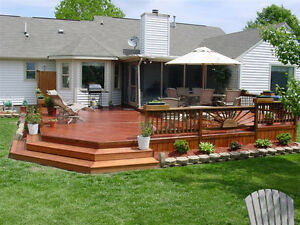 FENCING...DECKS...SIDING....ROOFING...(FREE ON SITE QUOTES
