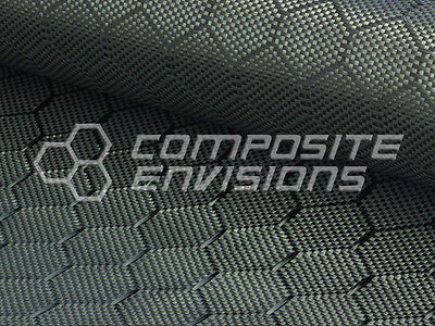 Carbon Fiber Cloth Fabric Honeycomb 50 3k 7.2oz