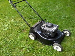 3.5 HP Gas Lawn Mower