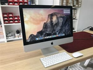 IMAC 21.5 INTEL CORE I3 3.06GHZ 8GB DDR3 500GB 1920X1080