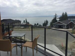 Brand New Furnished View Suite in Sechelt