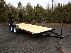 New Raptor Low Bed Float Trailer – Great Value