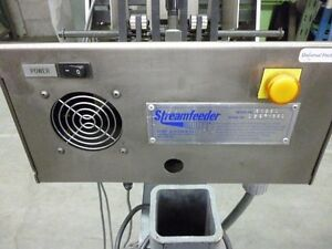 Used Feeder - Streamfeeder Model ST550 (08)