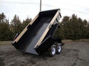 Contractor Dump Trailer - Starting at $105/Month