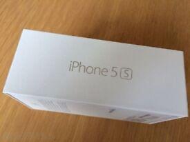 iPhone 5s 16GB GREY+black