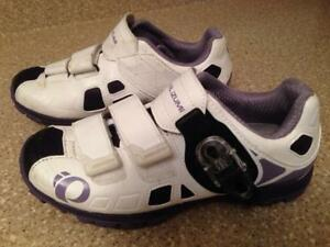 ladies bike shoe
