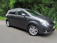Toyota Verso. CAN'T GET CREDIT? ... YES YOU CAN! CAR FINANCE AVAILABLE.