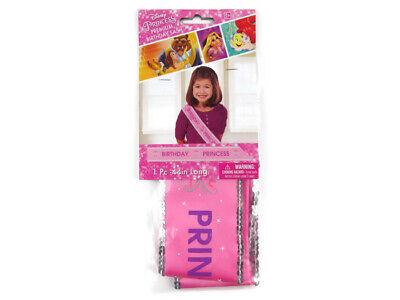 American Greetings Disney Princess Birthday Girl - Disney Princess Sash