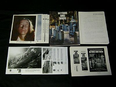 Original 1978 BEYOND & BACK 6 PHOTOS 5 MINNIE LCs Press Kit W/POSTER & AD SLICK