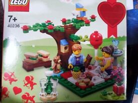 Lego festive sets - Xmas, valentines, easter, thanksgiving. Brand new. individually priced