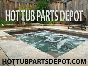 Hot tub parts and pool parts (RE)