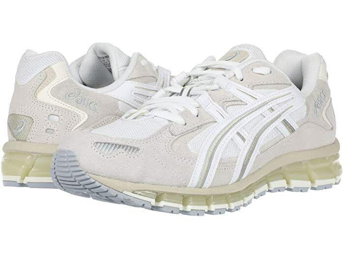 ASICS Tiger Gel-Kayano 5 360 White/Cream Shoes. NEW! Size 9