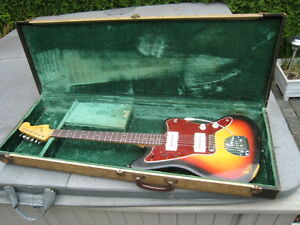 Older Fender Electric guitar - Strat , Tele or Jazzmaster etc