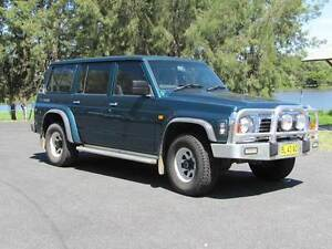 1997 Nissan Patrol Wagon Inverell Inverell Area Preview