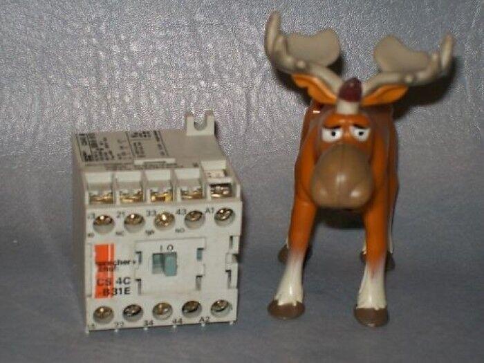 Sprecher + Shuh CS 4C-B31E Contactor