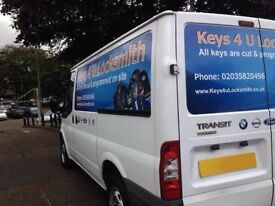 🔑 24/7 Emergency Locksmith in London. Fast, cheap & professional! 🔑