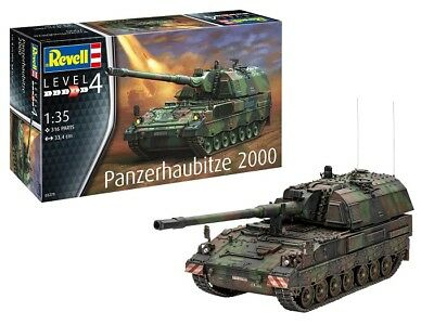 Revell 03279 - 1/35 Panzerhaubitze 2000 - Bundeswehr - Neu