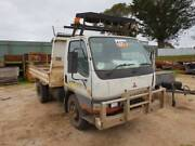 Mitsubishi Canter Tipper Mount Gambier Grant Area Preview