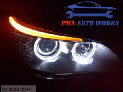 BMW ANGEL EYE LED  E36 E38 E46 E53 E39 E60 E90 E92 X3 X5 M3 M4 M5