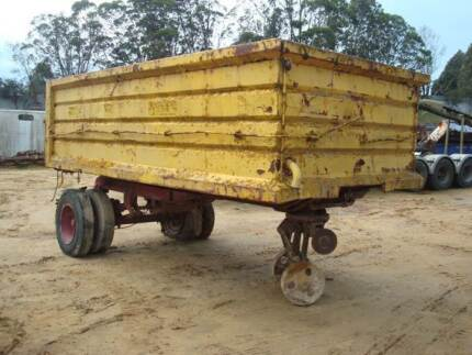 Tip Trailer - Offroad or Farm Use Only Mount Gambier Grant Area Preview