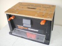 Black & Decker Workmate Workbox Wm450