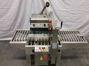 New Stainless Steel Semi-Automatic IM3023 Case Sealer (44)