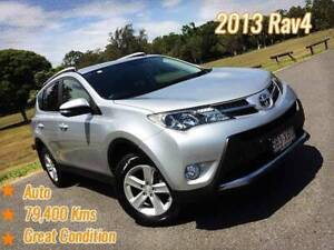 2013 Toyota RAV4 GXL Auto AWD Mansfield Brisbane South East Preview