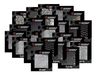 Carbon Fiber Ncf Fabric Samples