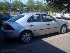 Ford Mondeo LX TDI 2003