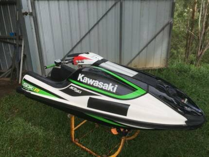 SXR 800 Kawasaki Stand Up Jet ski