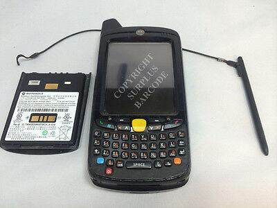 Symbol Motorola Mc5574-pkcduqra9wr Mc55 Wireless 1d 2d Laser Barcode Scanner Gsm