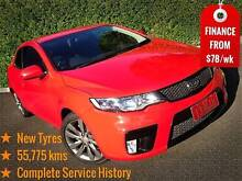 2012 Kia Cerato Coupe - Own It From Only $78/wk! Mount Gravatt East Brisbane South East Preview