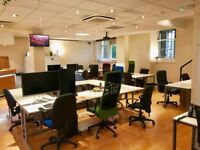 Bloom Space - 7 days a week co working / fixed desks Just £150 per month in great location