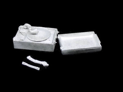 1:12 Dolls House Miniature metal Grammer phone kit-accessory--music-vintage