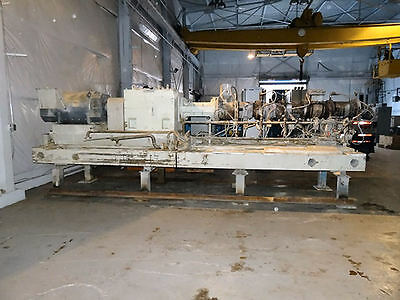 90 Mm Berstoff Twin Screw Extruder 281 Ld 500 Hp - Plastics Extrusion