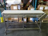 Used 7 Ft Stainless Steel Conveyor (72)
