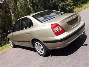 2004 Hyundai Elantra Sedan Mount Gravatt East Brisbane South East Preview