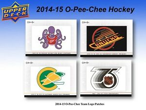 2014-15 Upper Deck O-Pee-Chee Hockey Trading Cards Box Kitchener / Waterloo Kitchener Area image 6