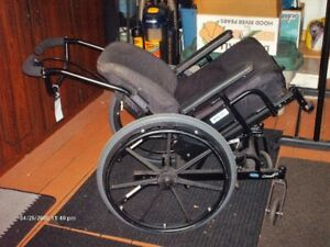 INVACARE CONCEPT 45 TILT WHEELCHAIR