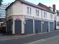 Studio available now in Commerical Road (opp Mayflower) for £400 per month