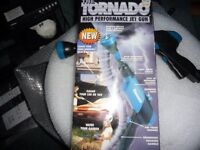 HIGH PERFORMANCE WATER JET GUN (THE TORNNADO) FOR MANY USES
