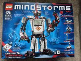 Lego Mindstorms - new