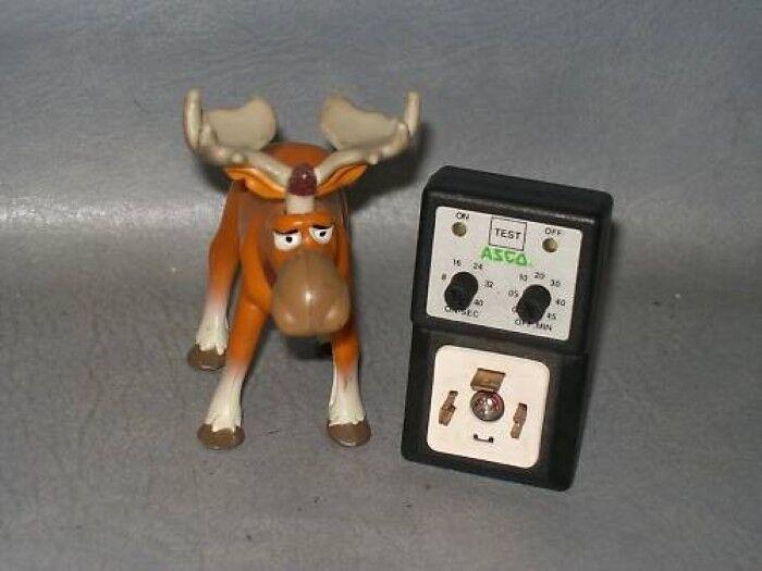 Asco Adjustable Electronic Timer 272839-001 PSVT720