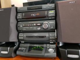 Sony LBT-XB50 hifi 90s retro FREE DELIVERY