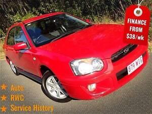 2002 Subaru Impreza Hatchback - Own It From Only $38/wk! Mount Gravatt East Brisbane South East Preview