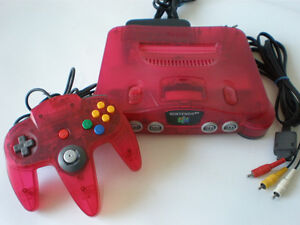 Looking for Red N64