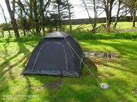2 man dome tent, perfect condition!