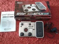 Programmable Multi effects pedal including drum and Wah